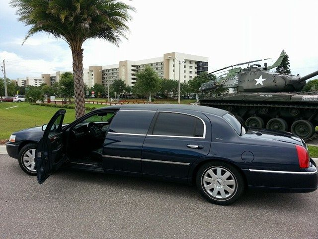 Corporate Transportation Services Orlando Florida