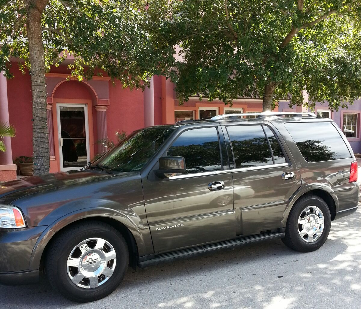 Livery services orlando airport corporate transportation